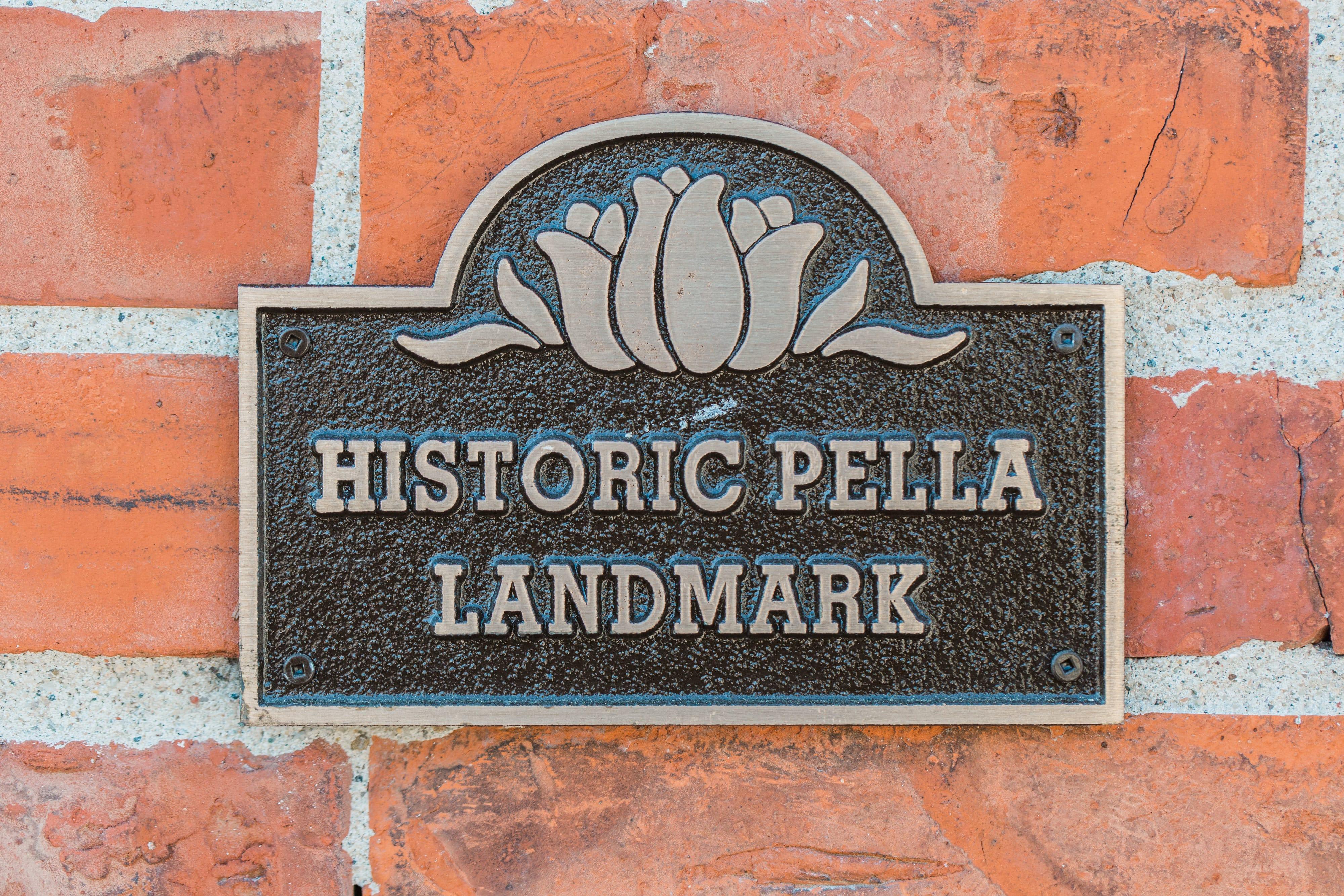 Historic Pella Landmark
